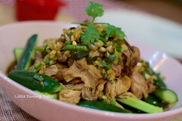 山東燒雞@梅花肉小餐桌