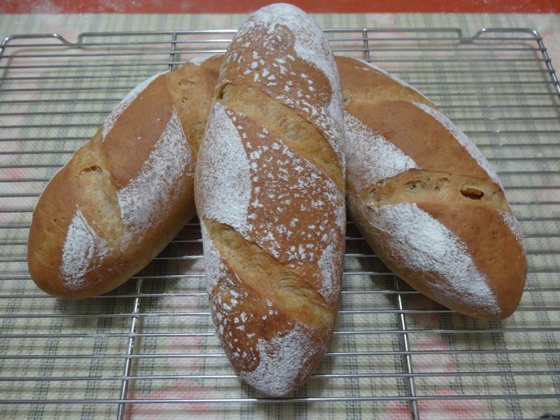 古典裸麥芒果麵包__松下烘焙賽