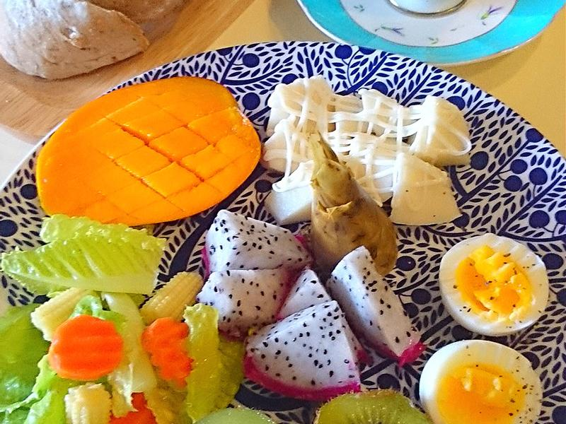 假日輕食早餐蔬果篇
