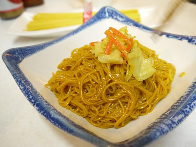 【懶人料理】茶油薑黃麵線