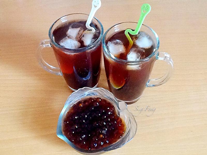 珍珠冬瓜茶
