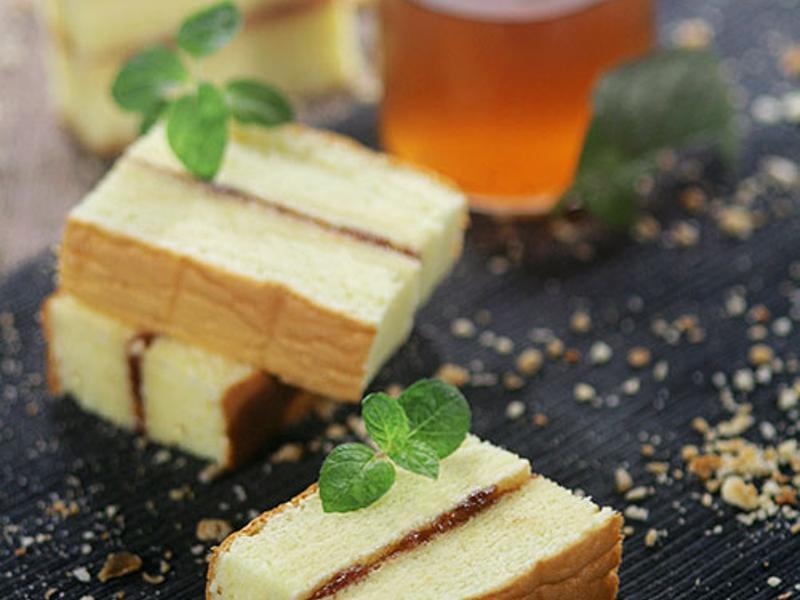 《手感烘焙教科書》 棉花蛋糕