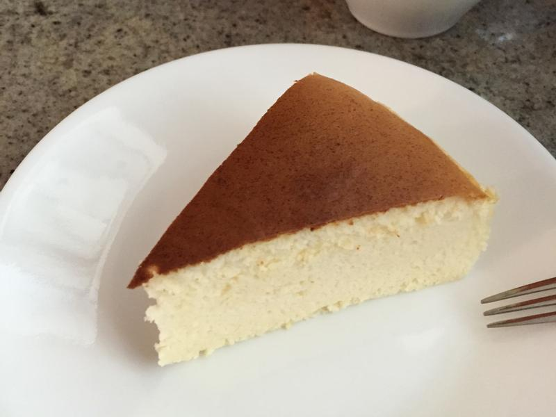 超簡單 輕乳酪蛋糕