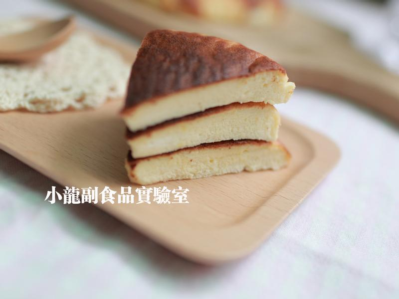 寶寶食譜【平底鍋烤蛋糕】