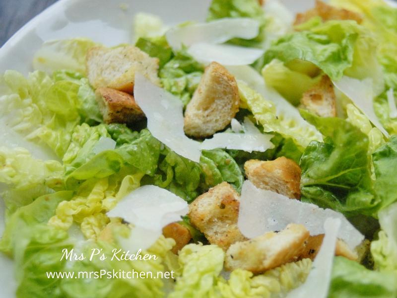 凱撒沙拉Caesar Salad