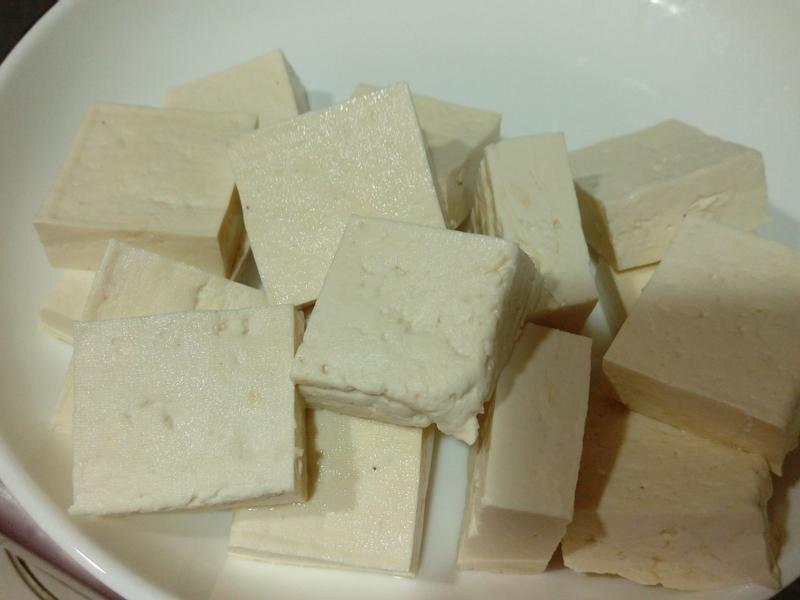 自製手工豆腐