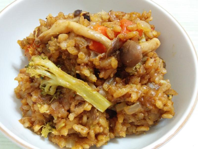 南洋椰香咖哩飯(電鍋版)