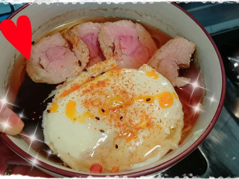 醬油叉燒拉麵