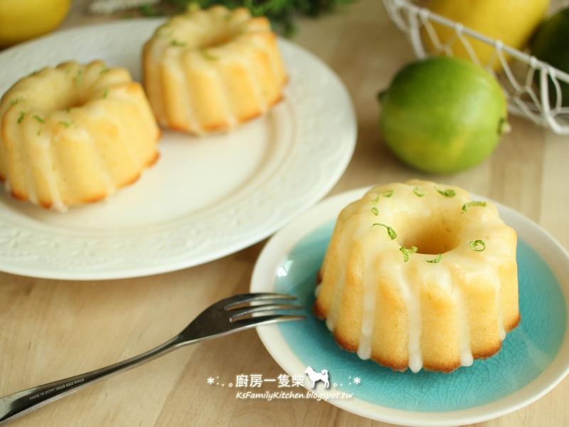 檸檬優格蛋糕(佐檸檬糖霜)