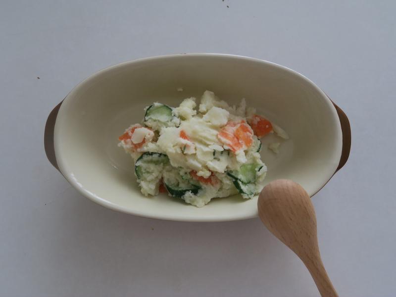 日本馬鈴薯沙拉