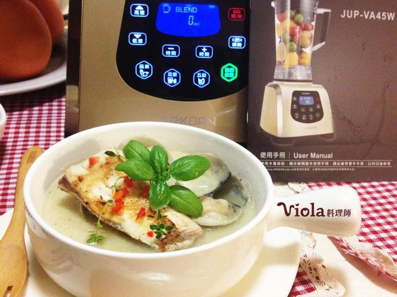 法式濃湯【ARKDAN數位全營養調理機】