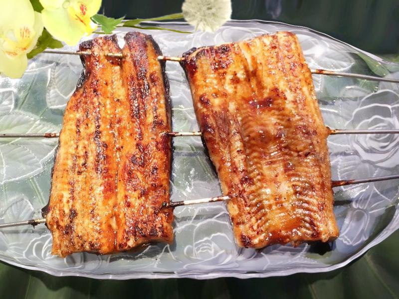醬燒碳烤鰻
