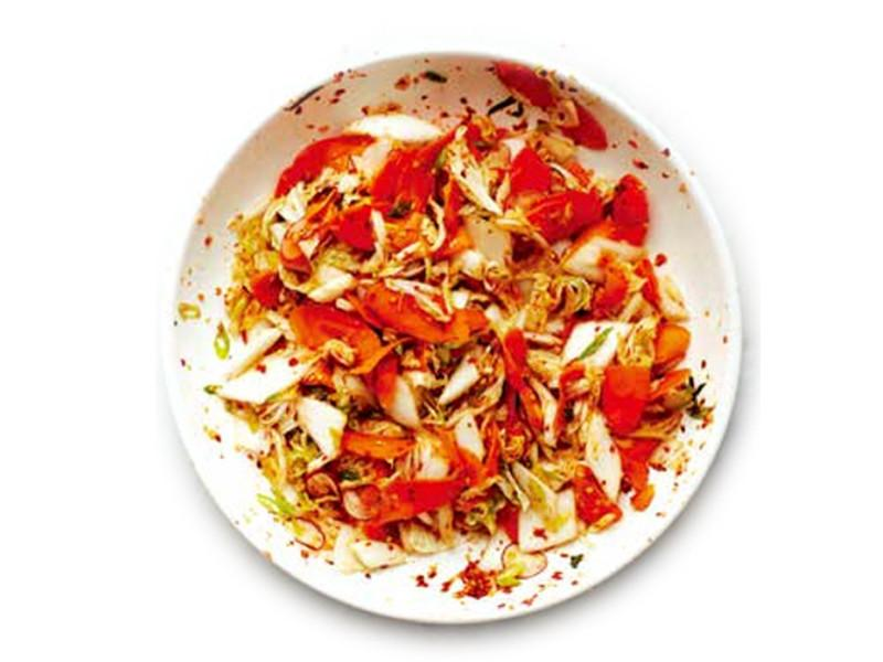 《自然好食小廚房》韓式泡菜