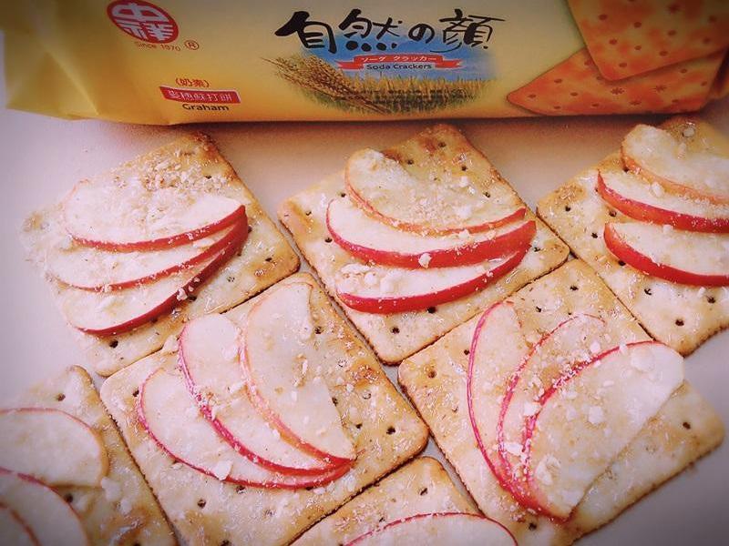 蘇打香甜蘋果派【自然の顏餅乾趴】