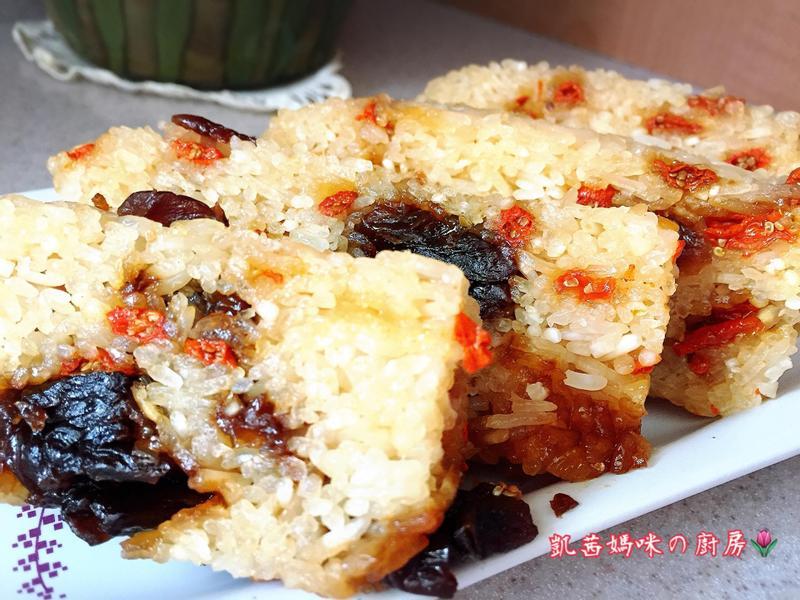 酒香桂圓甜米糕🎶