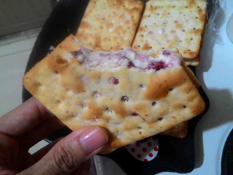果醬三明治冰淇淋【自然の顏餅乾趴】