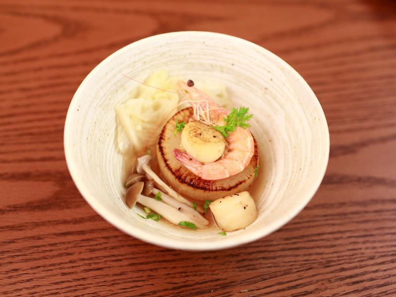 《深夜食堂》回憶滿滿心暖暖甜蝦干貝大根煮