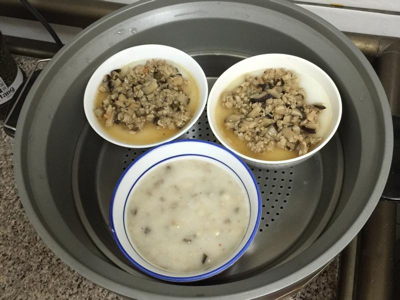 [小人料理]簡易碗粿-電鍋版
