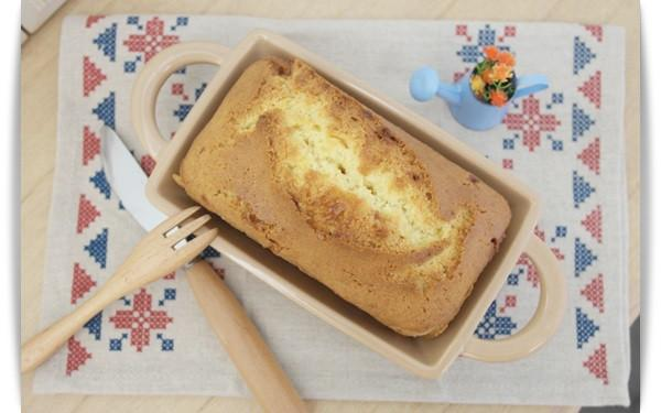 牛奶糖磅蛋糕 - 一起享用這甜蜜滋味!!