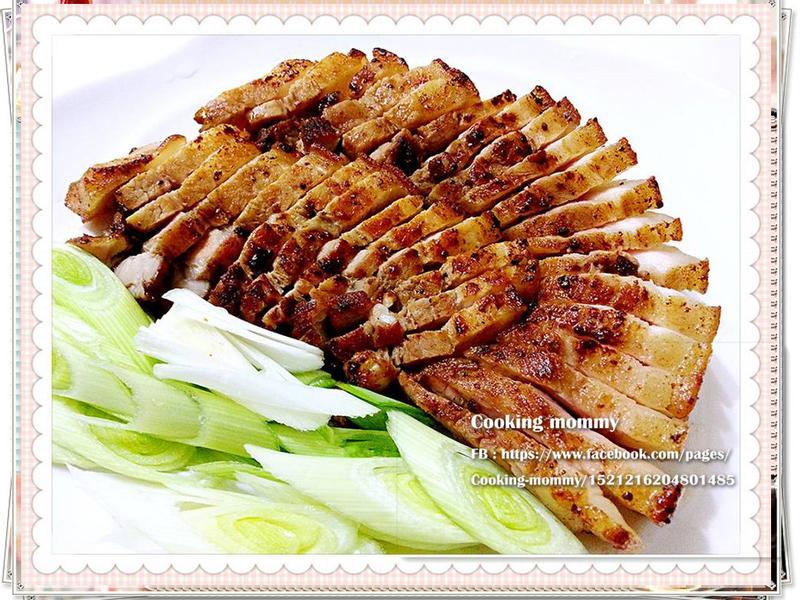 黑胡椒鹹豬肉