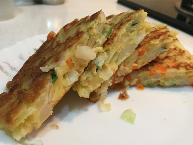 什錦韓式煎餅