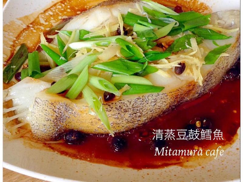 清蒸豆豉鱈魚