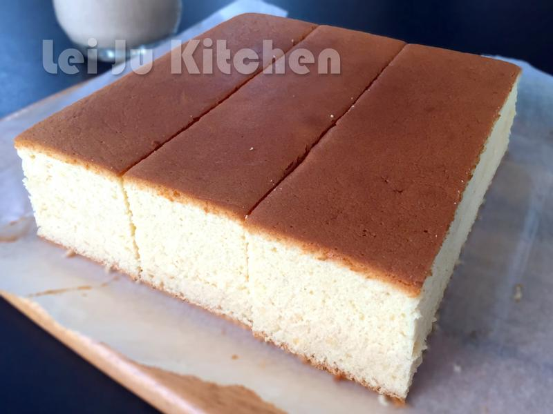 超綿密的蜂蜜蛋糕