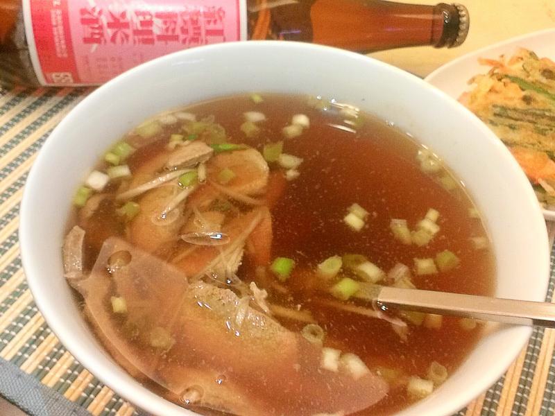 如何煮出嫩口豬肝湯(純米卡有味)