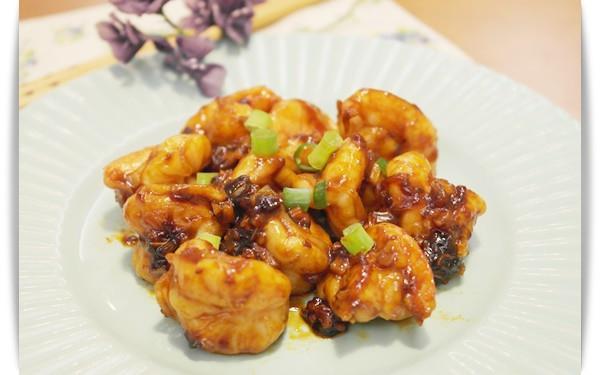 乾燒蝦仁 - 一點也不難的中華料理!!