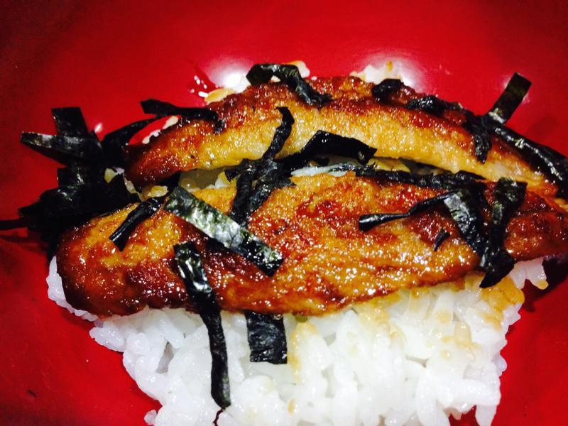 日式蒲燒魚片