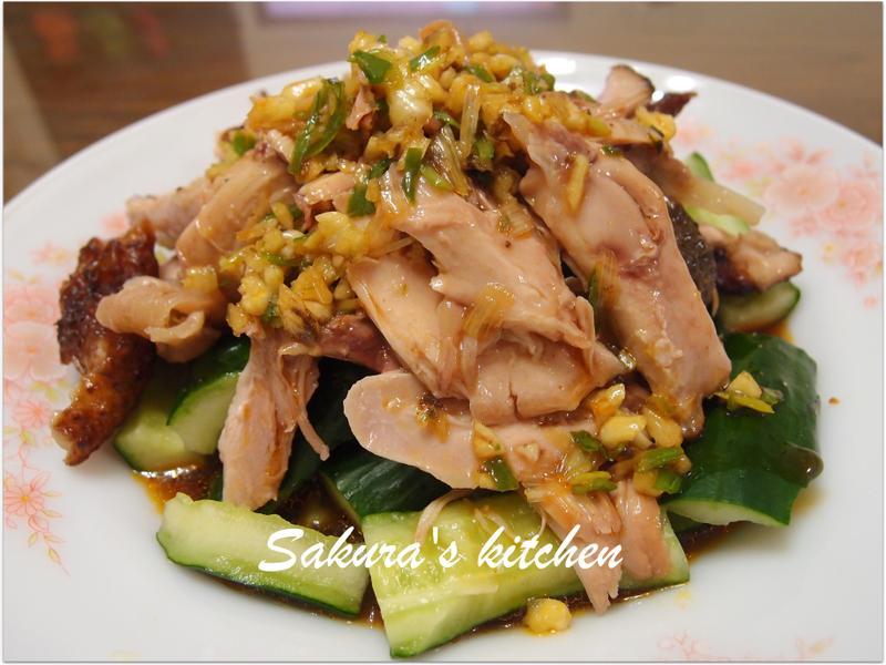 山東燒雞 ♥家樂福廚神大賽2015♥