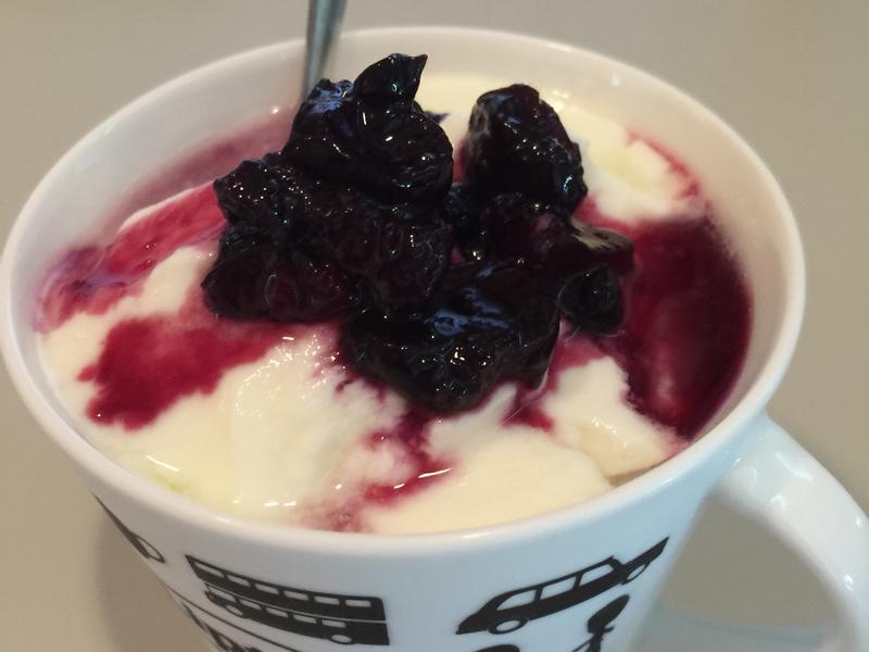 微酸莓果果醬
