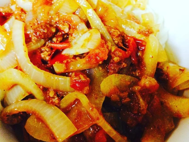 *15分鐘*拌飯拌麵都好吃—台式番茄肉醬