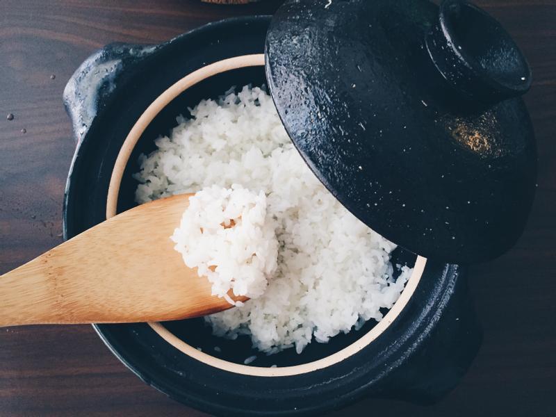 快速砂鍋煮白飯