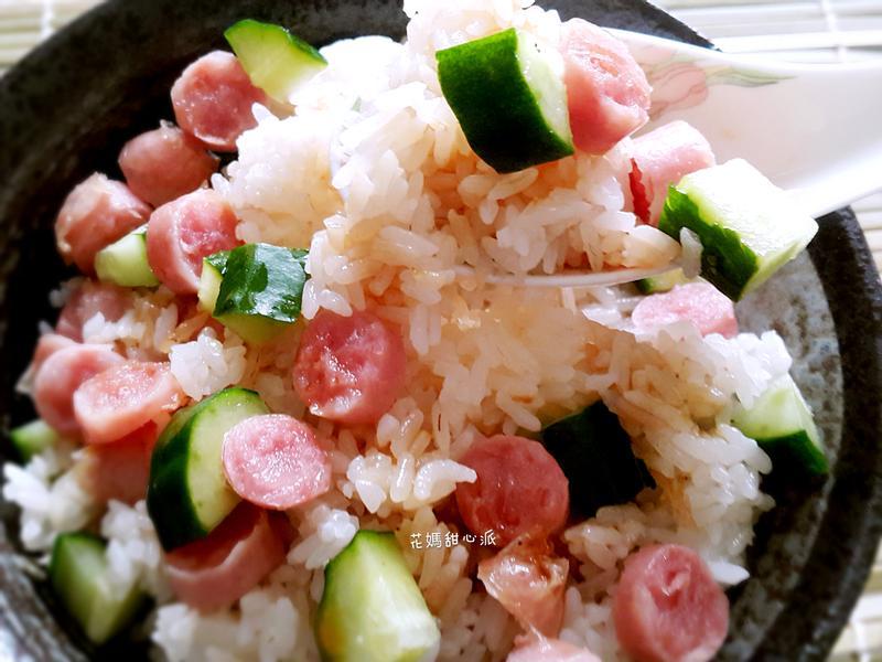 香腸黃瓜炊飯家樂福廚神大賽2015