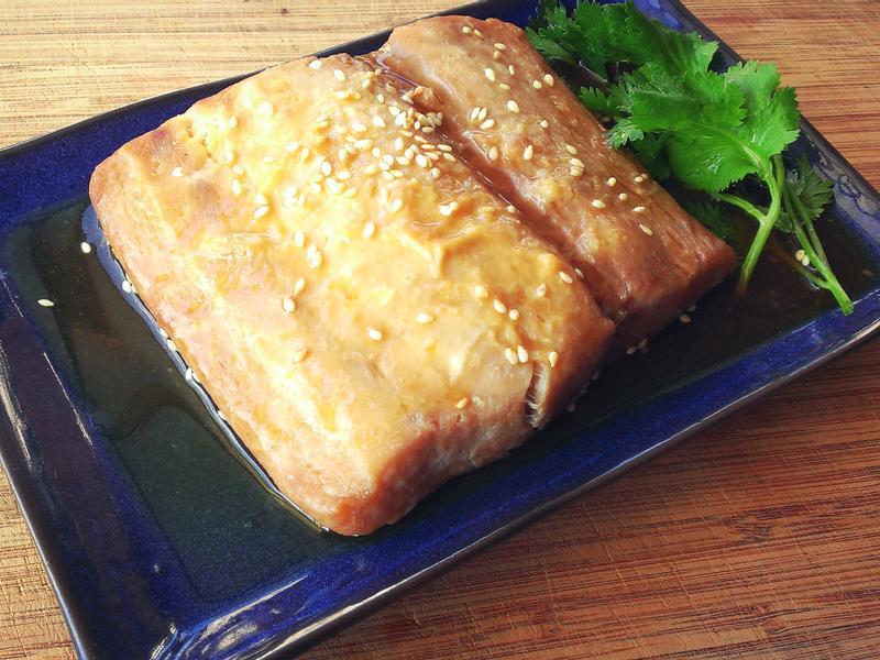 味噌烤魚 『淬釀真心食堂』