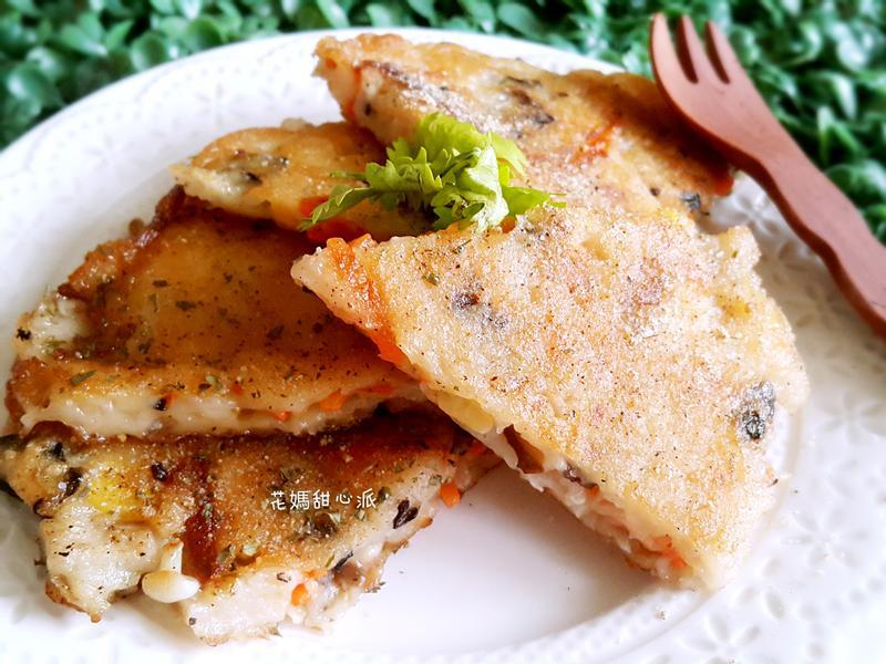 蔬菜煎餅家樂福廚神大賽2015