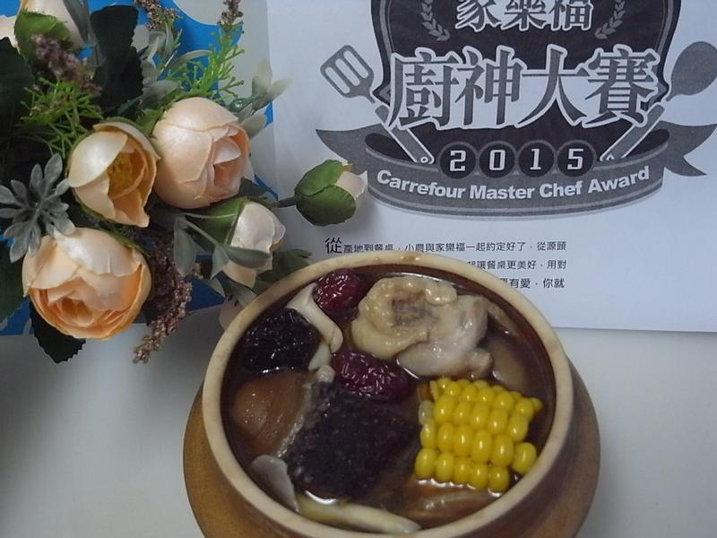 麻油雞【家樂福廚神大賽2015】