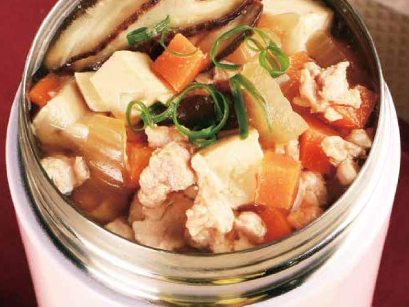 【燜燒罐/800ml】味噌豬肉鍋