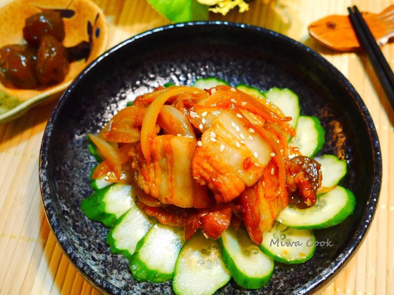 梅汁燒五花肉【家樂福廚神大賽2015】