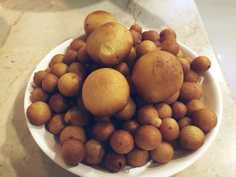 大中小地瓜球 🌕 QQ Balls