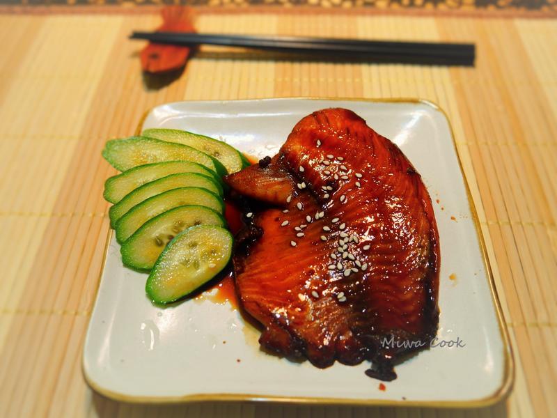臺灣鯛15分鐘上菜-蒲燒鯛魚