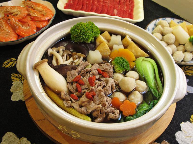 五行養生羊肉爐【全聯火鍋祭】