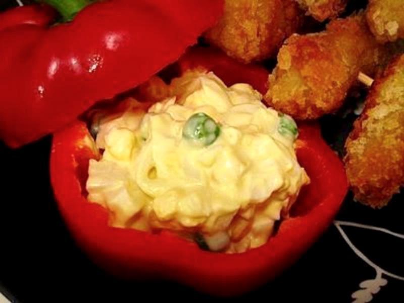 濃香馬鈴薯蛋沙拉