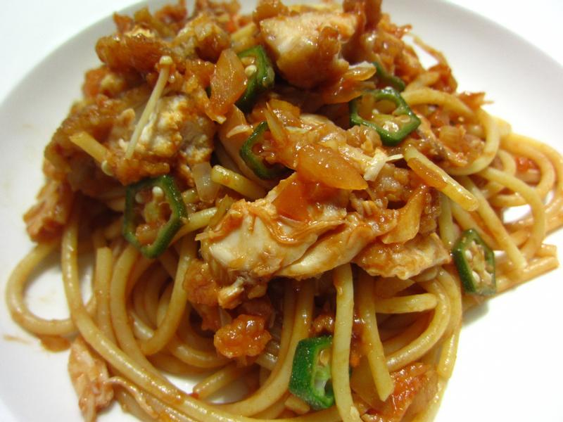 茄香雞肉義大利麵_小七派對美食