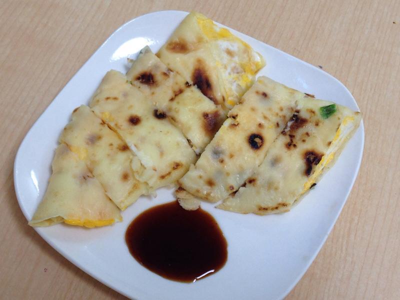 台灣早餐✡*古早味蛋餅皮
