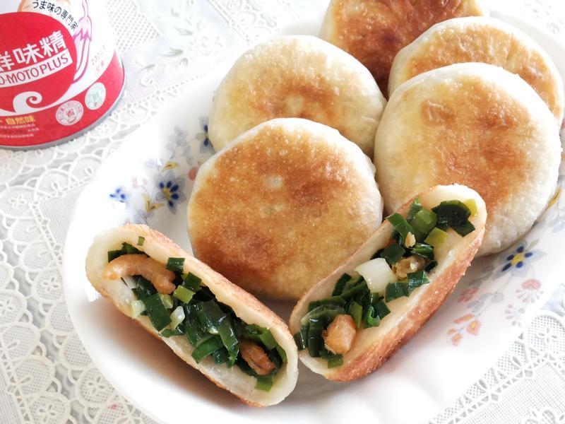 香酥蔥餅  「味之素品牌」高鮮味精