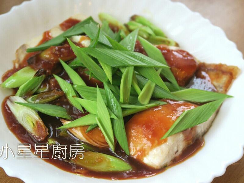 糖醋烏魚(水波爐/平底鍋)