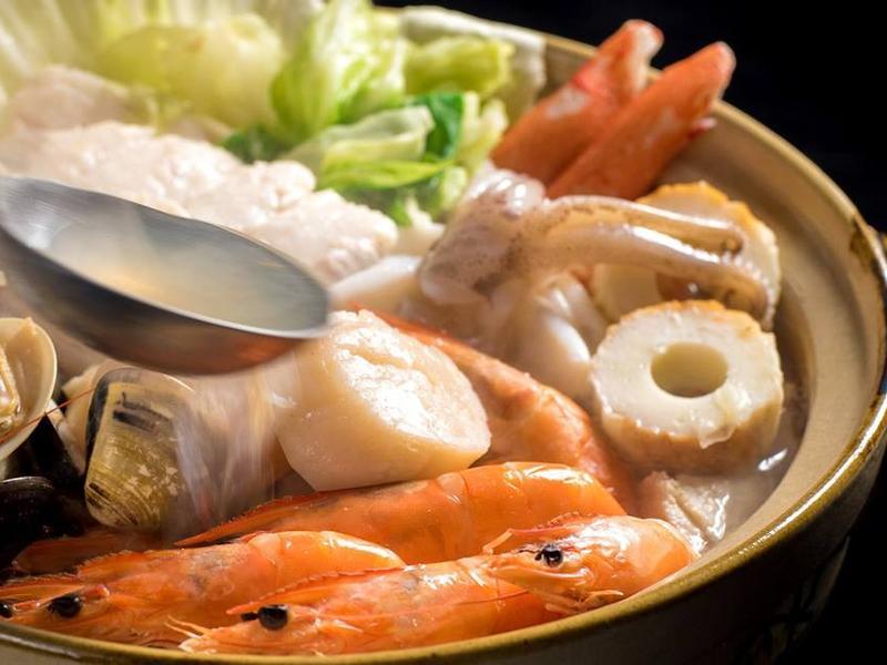 健康海鮮鍋販售中!跟調味粉、油膩肉渣道別