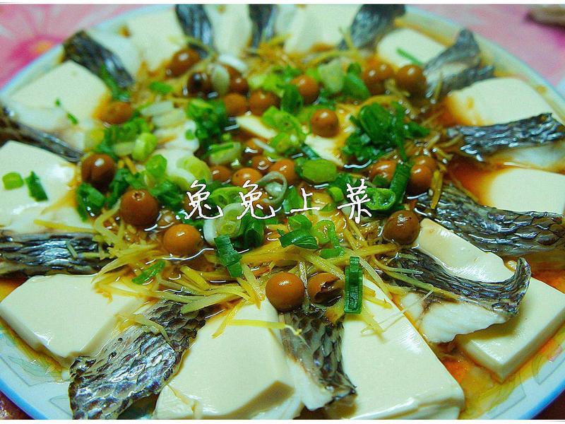 清蒸魚片豆腐(年菜)